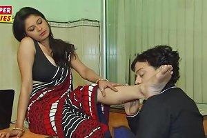 Savita Bhabhi 3 Lady Boss Romance With Boy