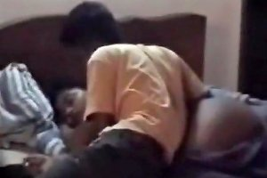 Horny Desi Wakes Up Indian Girl And Fucks Her Missionary Style