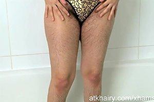 Scary Hairy Rani Takes A Bath Free Indian Hd Porn 38
